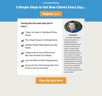 GCT Webinar Squeeze Page