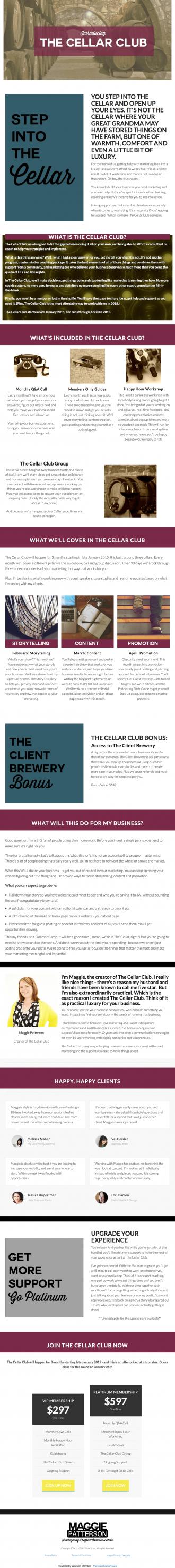 The Cellar Club