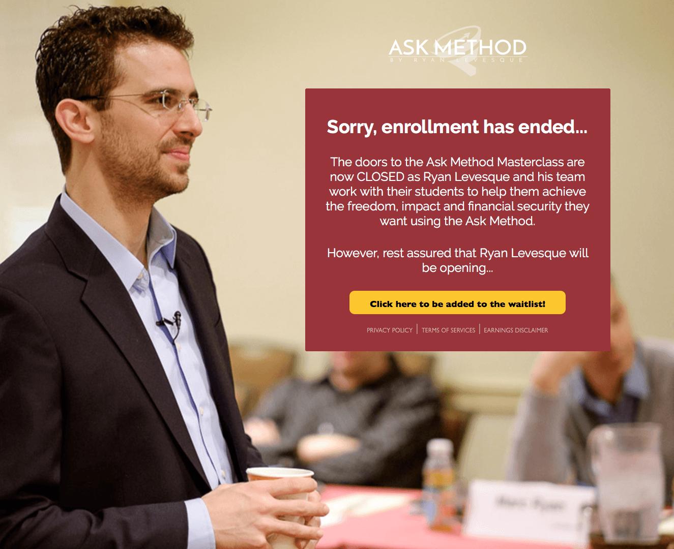 Ask Method