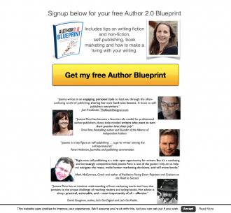 Author 2.0 Blueprint