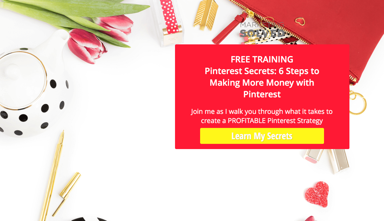 Making Money with Pinterest