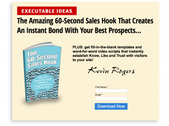 60 Second Sales Hook