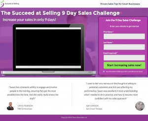 Succeed at Selling